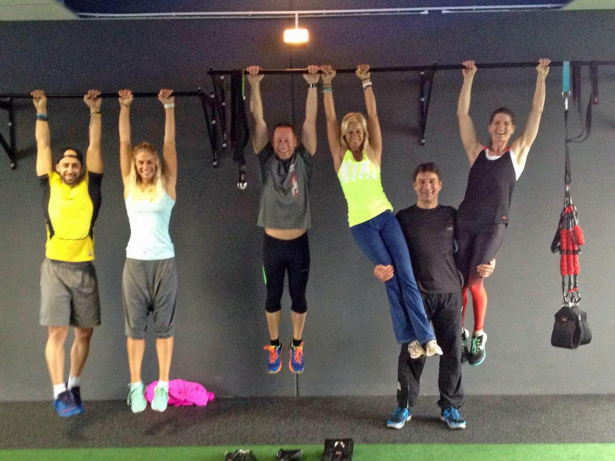 Fuerte Fitness Team