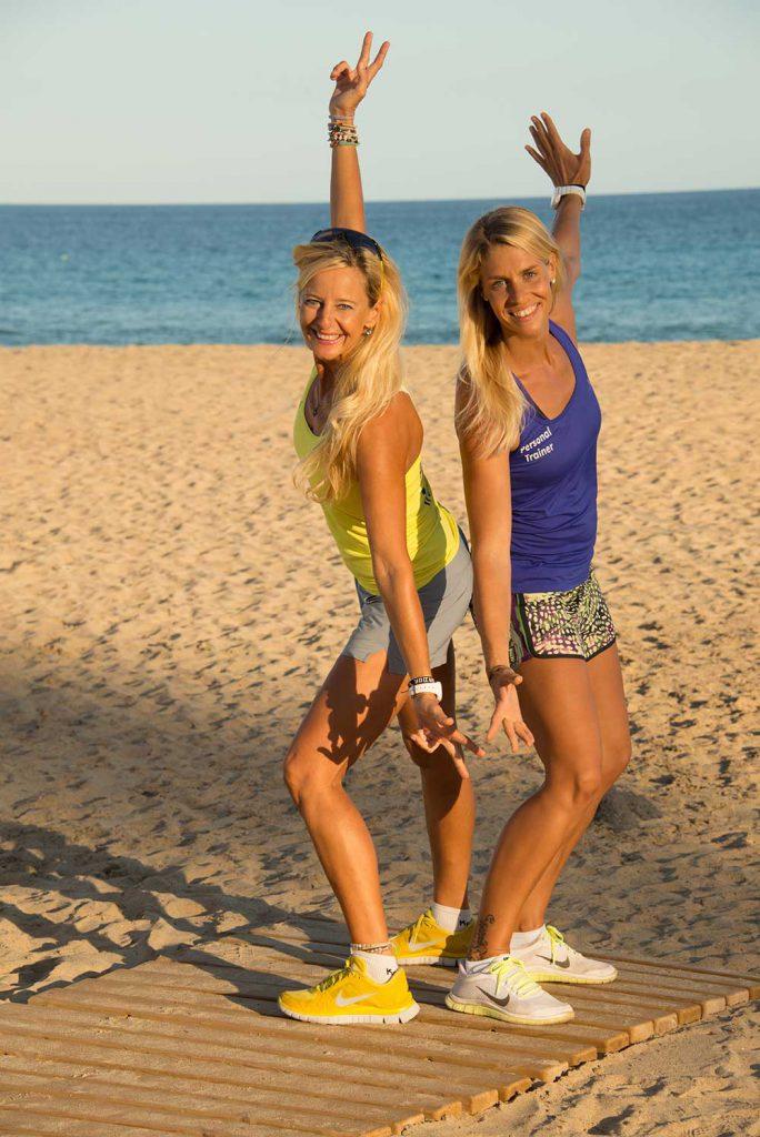 Jana und Angie