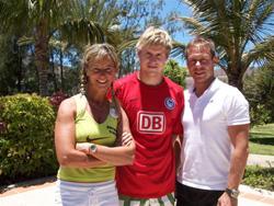 Marc Stein vom Hertha BSC