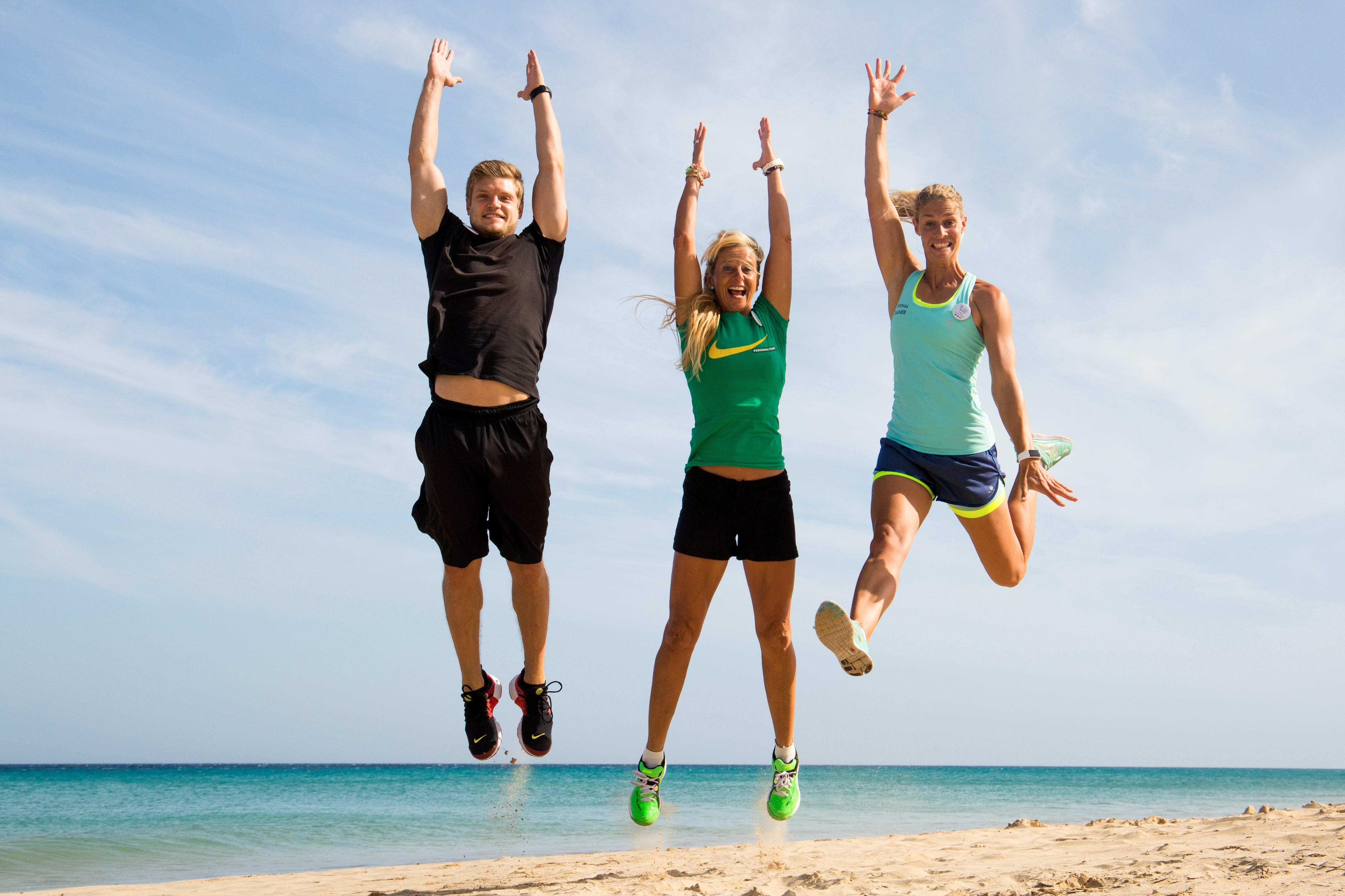 Fuerte Fitness Camp